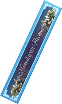 Благовоние Himalayan Aroma, 24 палочки по 14,5 см.