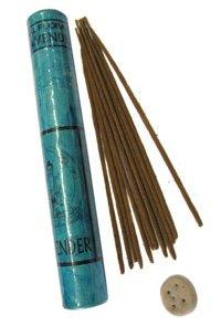 Купить Благовоние Лаванда, 40 палочек по 21 см в интернет-магазине Dharma.ru