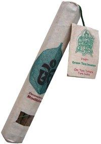 Благовоние Green Tara Incense, 20,5 см.