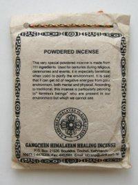 "Санг ""Gangchen Himalayan Healing Incense"", 40 г."