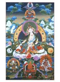 Плакат Гома Деви (19 х 25,8 см).