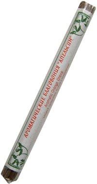 Купить Ароматические благовония Апельсин, 19 палочек по 19 см в интернет-магазине Dharma.ru