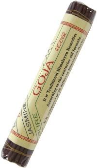 Благовоние Goja Incense (Муск и жасмин, большое), 44 палочки по 14,5 см.