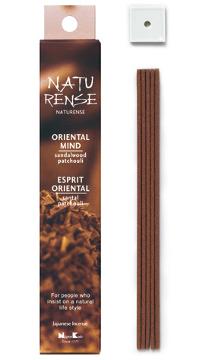 Благовоние Oriental Mind (Восточный ум), 40 палочек по 14 см.