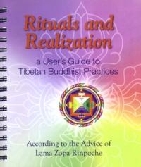 Купить книгу Rituals and Realization: a User's Guide to Tibetan Buddhist Practices в интернет-магазине Dharma.ru
