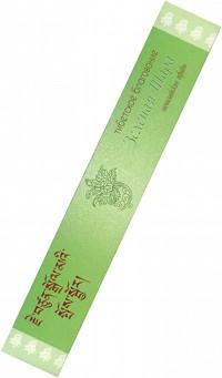 Благовоние Зеленая Тара, 32 палочки по 19 см.