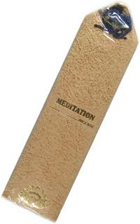 Купить Благовоние Meditation (Медитация), 36 палочек по 23 см в интернет-магазине Dharma.ru