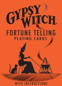 Gypsy Witch Fortune Telling Cards. Карты Цыганских Ведьм.