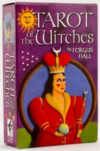 Tarot of the Witches Premier Edition. Таро Ведьм.