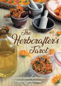 Таро Травника. The Herbcrafter's Tarot.
